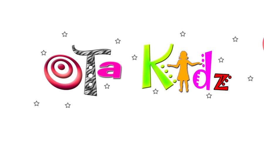 Inscrição nº                                         14                                      do Concurso para                                         Logo Design for Ota Kidz