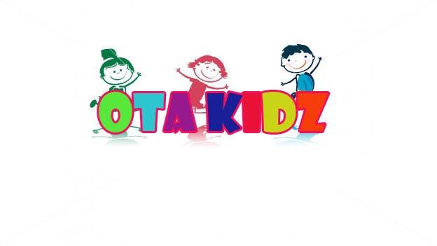 Bài tham dự cuộc thi #                                        108                                      cho                                         Logo Design for Ota Kidz