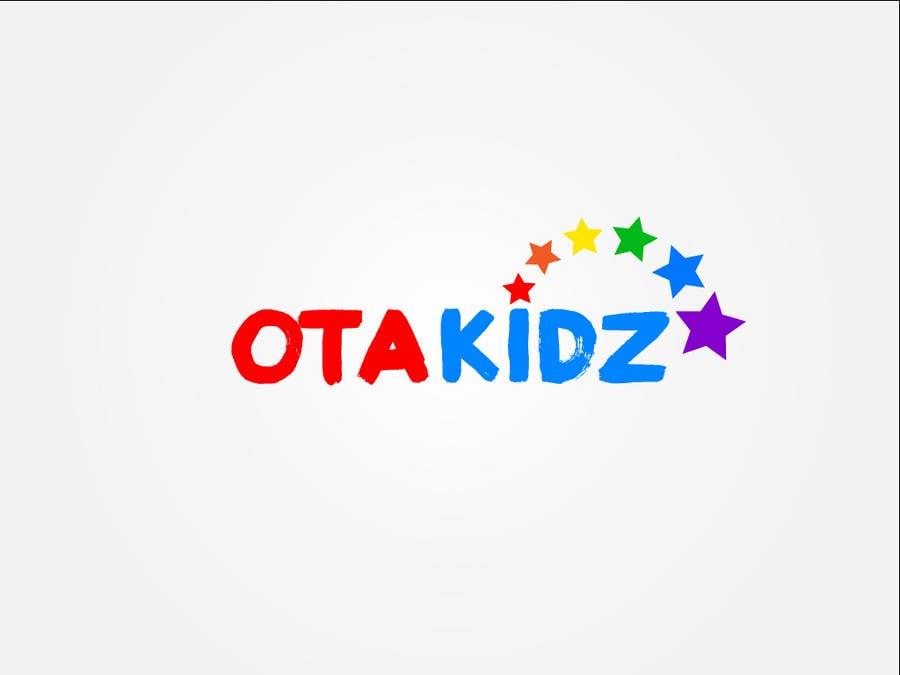 Inscrição nº                                         12                                      do Concurso para                                         Logo Design for Ota Kidz