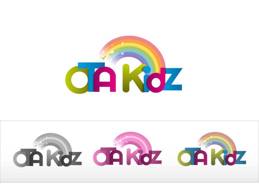 Inscrição nº                                         92                                      do Concurso para                                         Logo Design for Ota Kidz