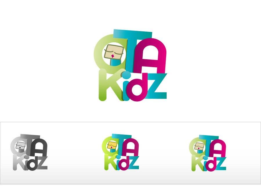 Конкурсная заявка №93 для Logo Design for Ota Kidz