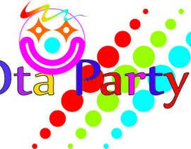#82 para Logo design for Ota Party de Dichs