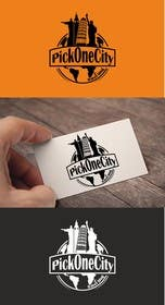 Olexandro tarafından Design a logo for a travel blog için no 71