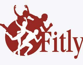 #31 para Logo Design for Fitly por mohyehia