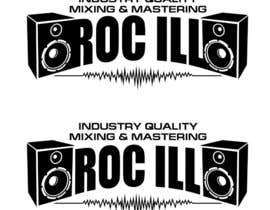 #53 untuk Design a Logo for ROC ILL Music Producer.Studio oleh ToddTerry