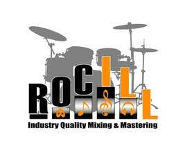 #26 for Design a Logo for ROC ILL Music Producer.Studio af bobbyfariz