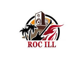 #22 for Design a Logo for ROC ILL Music Producer.Studio af sana1057