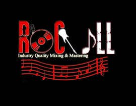 #49 for Design a Logo for ROC ILL Music Producer.Studio af agilekarthik
