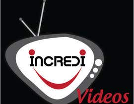 #4 for Logo for a funny/viral videos project name IncrediVideos by zaibiiui1150