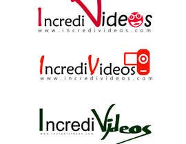#17 for Logo for a funny/viral videos project name IncrediVideos by osandaonline