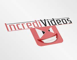 #23 for Logo for a funny/viral videos project name IncrediVideos by ccfprod1