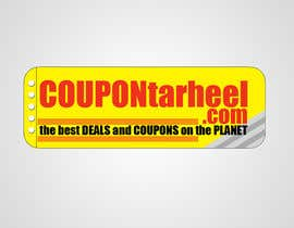 #41 para Design a Logo for COUPONtarheel.com por allexx10x