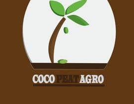 """Nro 11 kilpailuun Design a Logo for """"COCOPEATAGRO"""" käyttäjältä kingr8247"""