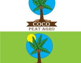 """Nro 13 kilpailuun Design a Logo for """"COCOPEATAGRO"""" käyttäjältä kingr8247"""