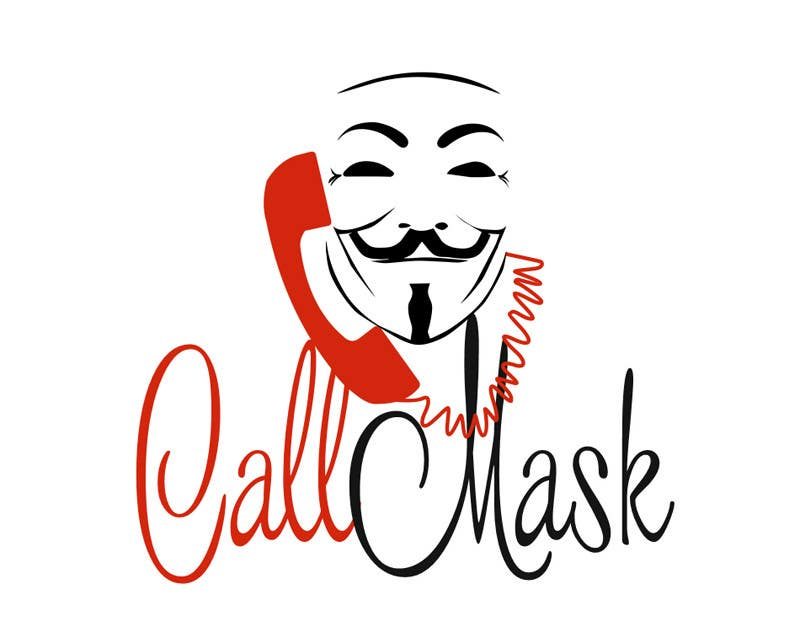 Proposition n°7 du concours Design a Logo for Call Mask