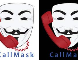 nº 12 pour Design a Logo for Call Mask par leewinter