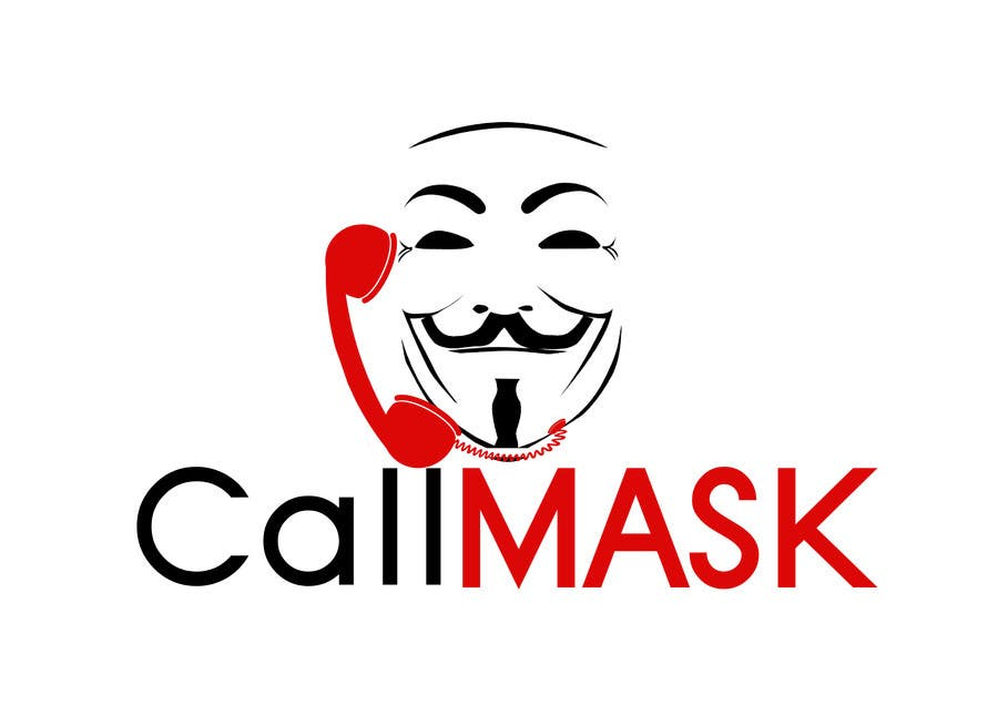 Proposition n°20 du concours Design a Logo for Call Mask