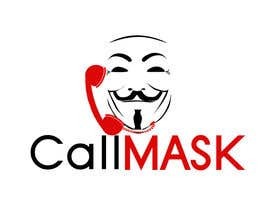 nº 20 pour Design a Logo for Call Mask par vfxtasy