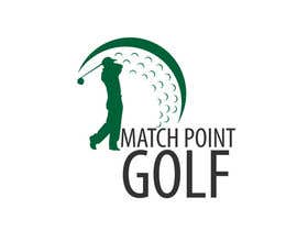 "#36 para Design a Logo for ""Match Point Golf"" por manuel0827"