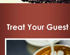#13 para Design a Pull Up Banner for a Coffee Business por karunrams