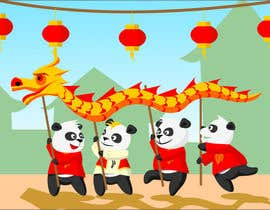#64 untuk Illustration Design for Animation illustration for Panda cubs. oleh studiokimus