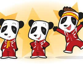 #67 for Illustration Design for Animation illustration for Panda cubs. af clagot