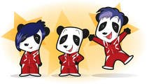 Graphic Design Contest Entry #63 for Illustration Design for Animation illustration for Panda cubs.
