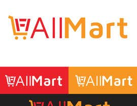 #36 for I need a logo designed for online store AllMart by useffbdr