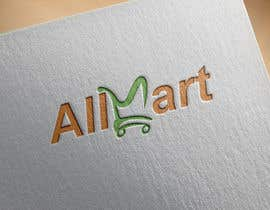 #44 for I need a logo designed for online store AllMart by maqer03