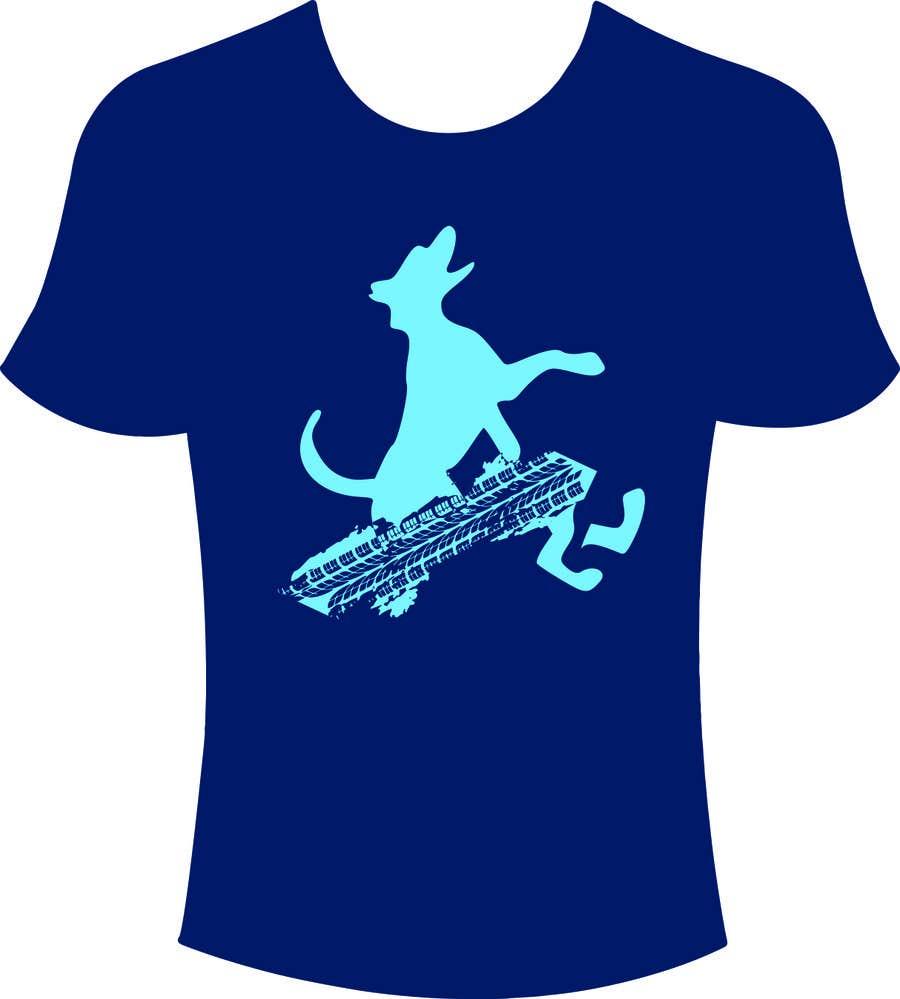 Konkurrenceindlæg #68 for Design a T-Shirt