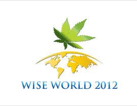 nº 147 pour Logo Design for Wise World 2012 par elgopi