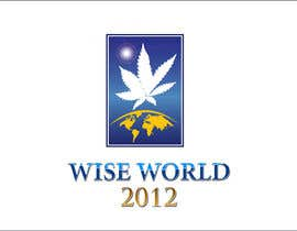 nº 66 pour Logo Design for Wise World 2012 par elgopi