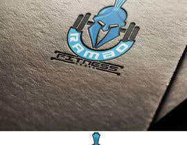 Nro 249 kilpailuun Design a Logo for Rambo Fitness käyttäjältä colorgraphicz
