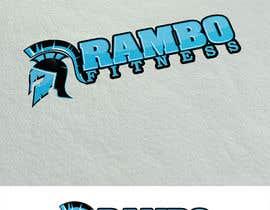 Nro 254 kilpailuun Design a Logo for Rambo Fitness käyttäjältä colorgraphicz