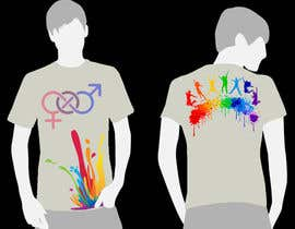 #12 for Design an LGBT themed T-Shirt by mrmeekah