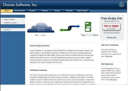 Inscrição nº                                         119                                      do Concurso para                                         Illustration to be shown front and center on Choices Software, Inc. website