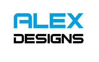 Penyertaan Peraduan #64 untuk Design a Logo for Alex Designs