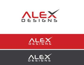 nº 30 pour Design a Logo for Alex Designs par alexandracol