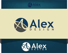 nº 21 pour Design a Logo for Alex Designs par texture605