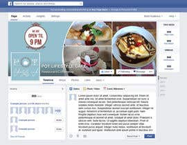 #5 for Design a Facebook landing page by artnika