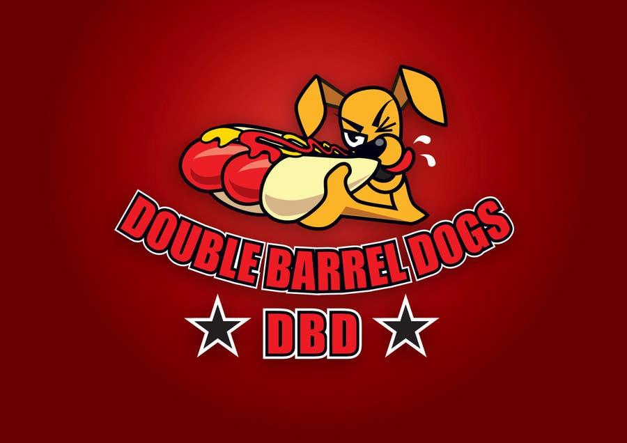 Inscrição nº 102 do Concurso para Double  barrel dogs