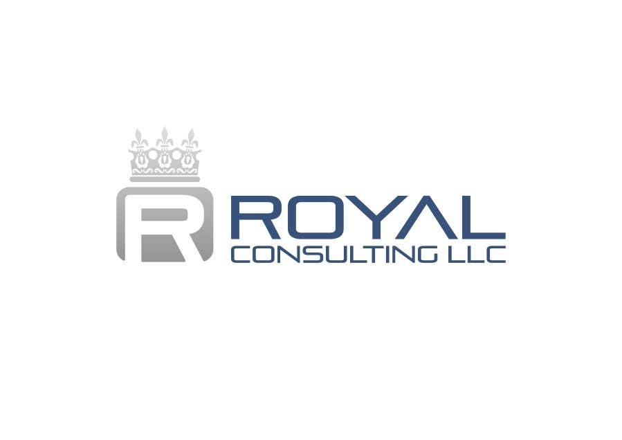#87 for Logo Design for Royal Consulting LLC by rogerweikers