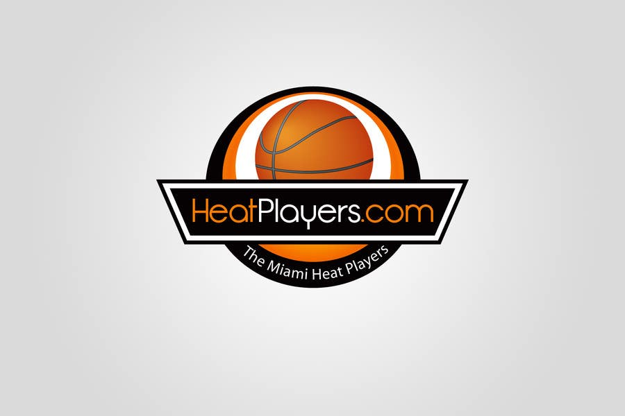 Design a Logo for HeatPlayers.com için 15 numaralı Yarışma Girdisi