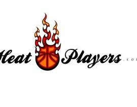 #18 para Design a Logo for HeatPlayers.com por hemalibahal
