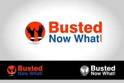 #8 for Design a Logo for BustedNowWhat.com by creativdiz