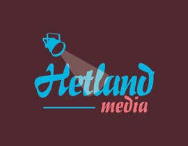 nº 56 pour Design a logo for Hetland Media par Arts360