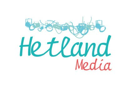 #62 for Design a logo for Hetland Media by Arts360