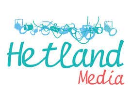nº 67 pour Design a logo for Hetland Media par Arts360
