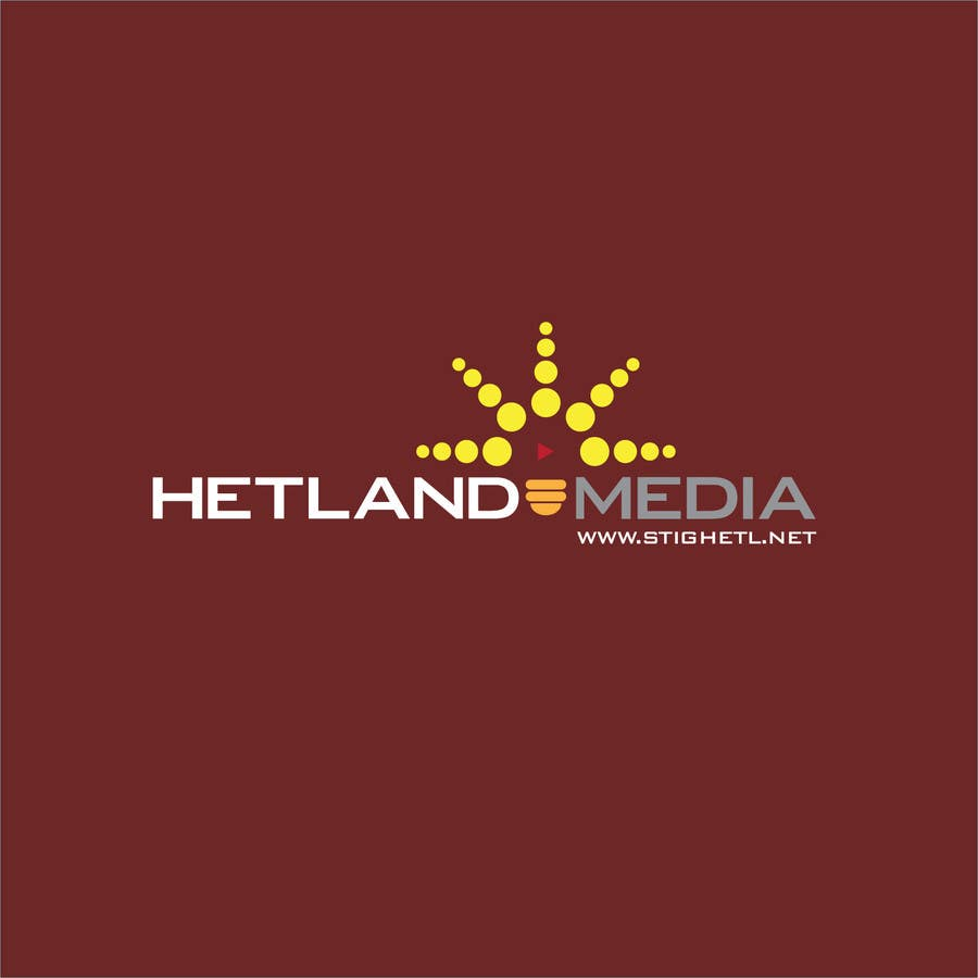 #15 for Design a logo for Hetland Media by ixanhermogino
