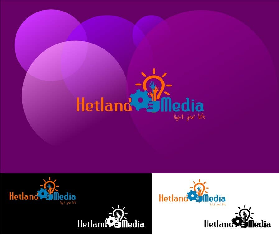 #4 for Design a logo for Hetland Media by advway